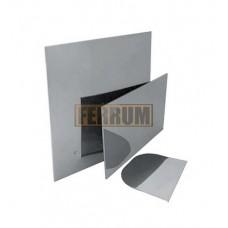 Притопочный лист 600х500 мм 430-0,5 мм