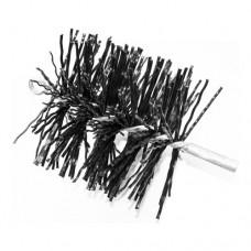 Щетка полипропиленовая черная 150 мм
