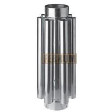Дымоход конвектор ф 130 430-0,8мм