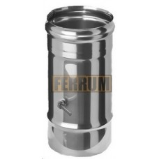 Шибер (439/0,8 мм) Ф110 (Н)